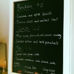 White Company Christmas with Sophie Wright Catering