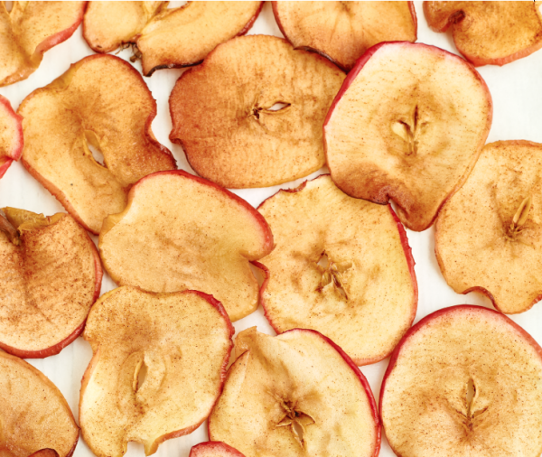 Apple Chips Sophie Wright